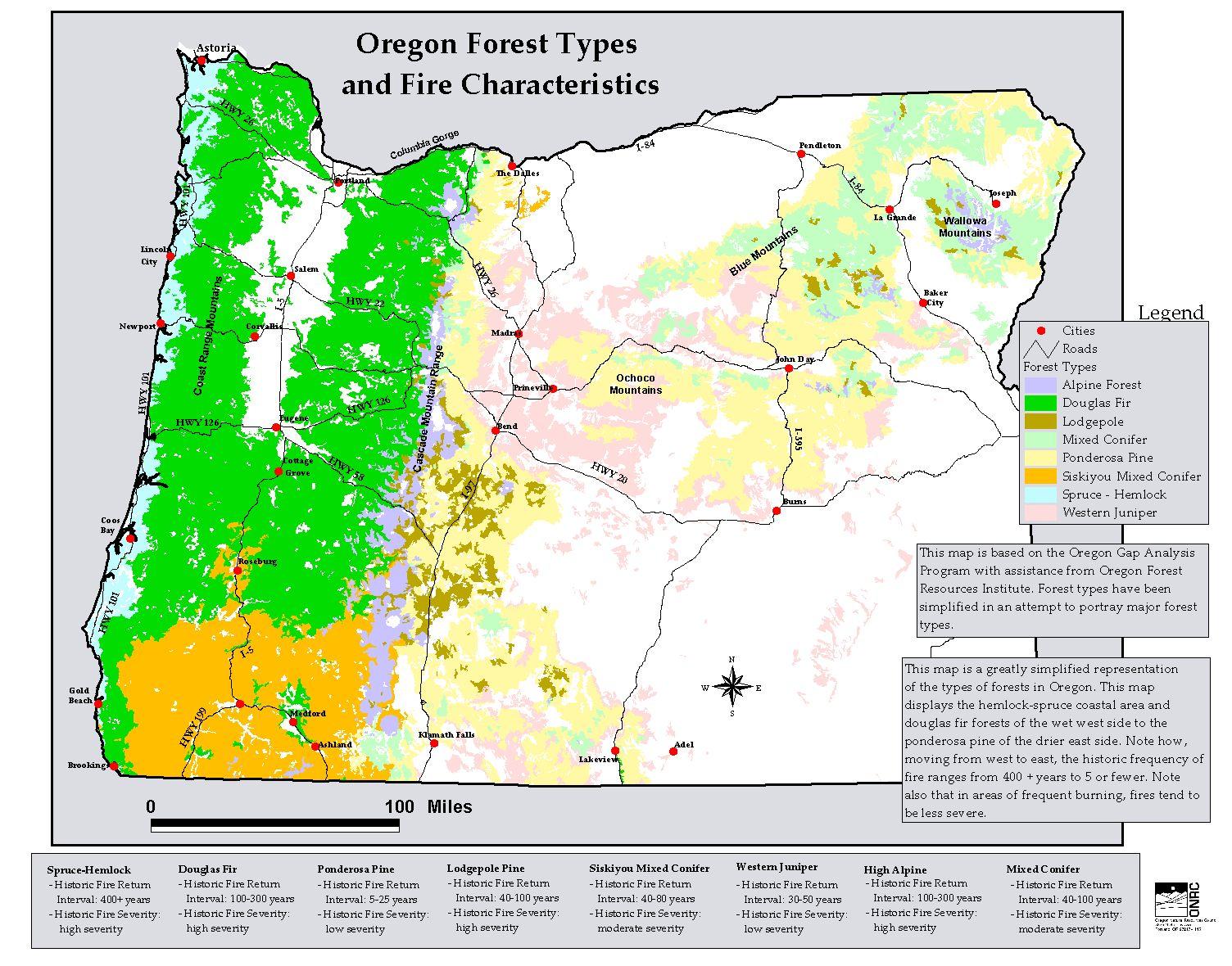 The Oregon Wildland/Urban Human