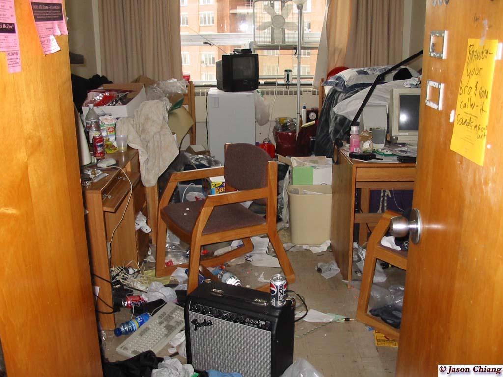 Dorm Room Materials